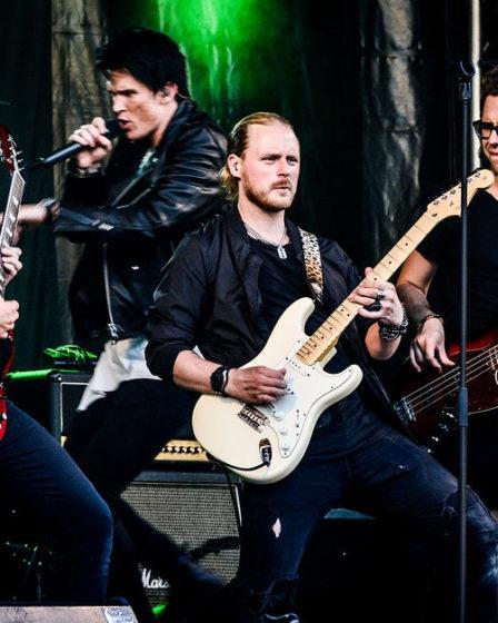 musiciens et guitaristes