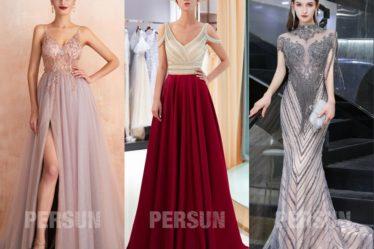 robe de soirée longue 2021